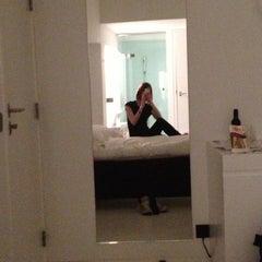 Photo taken at Hotel Zenden by Lenka K. on 3/29/2013