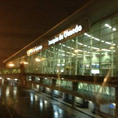 Photo taken at Aeropuerto Internacional José Joaquín de Olmedo (GYE) by Carlos L. on 1/29/2013