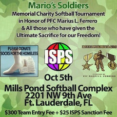 Photo taken at Mario's Soldiers by Marios Soldiers w. on 10/5/2013
