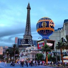 Photo taken at Paris Hotel & Casino by Jamison N. on 5/28/2013
