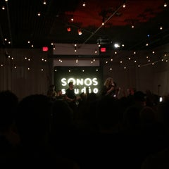 Photo taken at Sonos Studio by Jamison N. on 7/28/2015