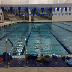 Photo taken at Greensboro Aquatic Center by Samuel P. on 9/24/2014