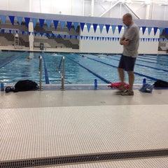 Photo taken at Greensboro Aquatic Center by Samuel P. on 9/17/2014
