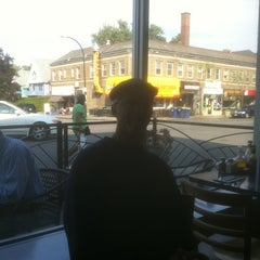 Photo taken at Ambrosia Taverna by Cliff O. on 9/14/2012