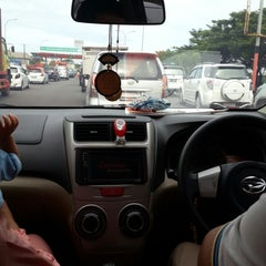 Photo taken at Gerbang Tol Parangloe by Andha S. on 5/24/2014