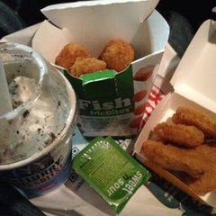 Photo taken at McDonald's by Roger M. on 3/1/2013