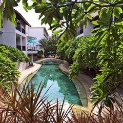 Photo taken at Ramada Resort Camakila Bali by Silviana C. on 2/27/2016