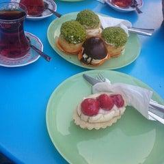 Photo taken at Efsane Fırın by Nihal K. on 6/17/2015