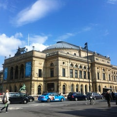 Photo taken at Kongens Nytorv by Louise H. on 5/29/2013