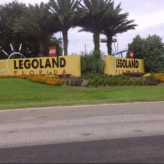 Photo taken at LEGOLAND® Florida by Niki D. on 10/8/2012