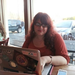Photo taken at Main Street Caffe by Sasha S. on 11/23/2012