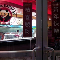 Photo taken at Panda Express by Stephen L. on 2/1/2014