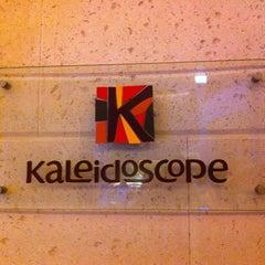 Photo taken at Kaleidoscope by Jayr A. on 3/8/2013