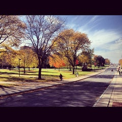 Photo taken at Watson Hall by Alisa D. on 10/18/2012
