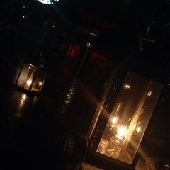 Photo taken at Skybar at Shore Club by Jim P. on 1/11/2014