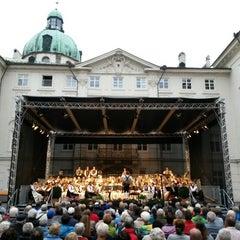 Photo taken at Hofburg Innsbruck by Joachim P. on 7/30/2015