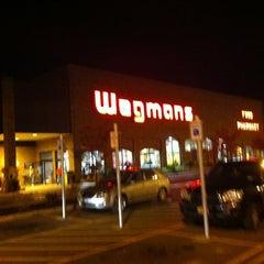 Photo taken at Wegmans by Eggie on 10/18/2012