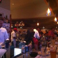 Photo taken at Liberty Kitchen & Oyster Bar by Brandi H. on 4/4/2013
