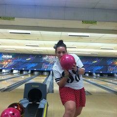 Photo taken at Brunswick Cal Oaks Bowl by Shelly C. on 8/26/2013