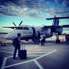 Photo taken at Gate F19 by Marcus S. on 9/16/2013
