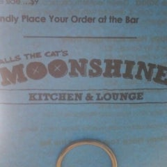 Photo taken at Balls the Cat's Moonshine Kitchen & Lounge by David G. on 12/13/2012