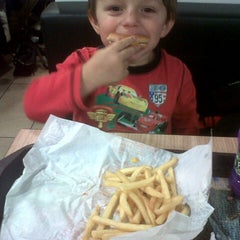 Photo taken at McDonald's by Holly S. on 10/13/2012