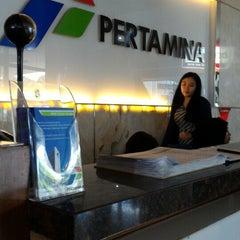 Photo taken at Kantor Pusat PT Pertamina (Persero) by Grace S. on 9/18/2015