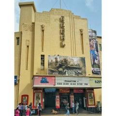 Photo taken at Regal Cinema by Demos B. on 8/29/2015