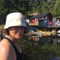Photo taken at Klintsundet by Mikael T. on 8/22/2015