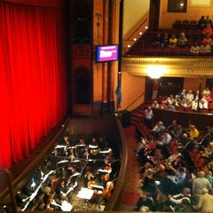 Photo taken at The Grand Opera House by John S. on 5/6/2012