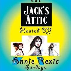 Photo taken at Jack's Attic by Christy G. on 11/27/2011