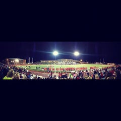 Photo taken at Cabot High School by Austin W. on 10/6/2012
