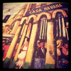 Photo taken at Casa Havana by Foolie B. on 1/10/2013
