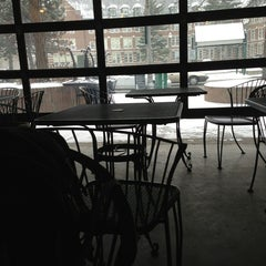 Photo taken at Espresso Royale by Sarah F. on 2/2/2013