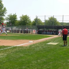 Photo taken at Little League Baseball Headquarters by Ron C. on 8/3/2014