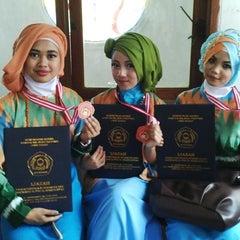 Photo taken at Gedung Qolbun Salim by Indri R. on 6/13/2015