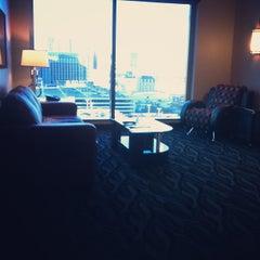 Photo taken at Elara, Hilton Grand Vacations-Center Strip by Tomoyuki T. on 1/7/2013