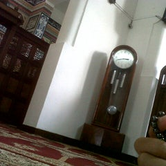 Photo taken at Masjid Cut Meutia by fidya a. on 1/2/2013