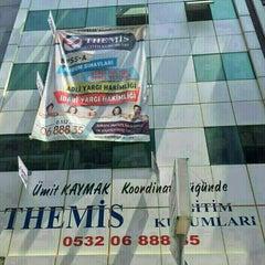 Photo taken at DEÜ İİBF B Amfileri by Themis Eğitim Kurumları İ. on 7/21/2015