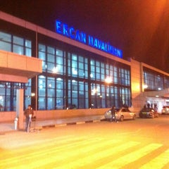 Photo taken at Ercan Havalimanı | Ercan Airport by Uğur Y. on 1/31/2013