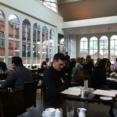Photo taken at Roast Restaurant by Ольга Е. on 2/16/2013