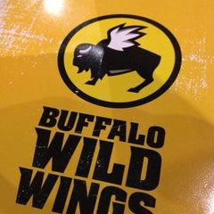Photo taken at Buffalo Wild Wings by VegasWorldInc on 4/3/2013