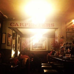 Photo taken at The Carpenters Arms by David A. on 12/28/2012