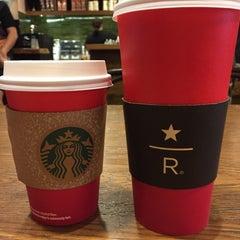 Photo taken at Starbucks by Christine G. on 11/5/2015