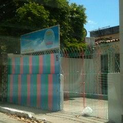 Photo taken at Hotelzinho Tia Tereza by Roosevelt A. on 4/1/2013