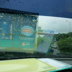 Photo taken at Gerbang Tol Parangloe by Fenny T. on 12/9/2014