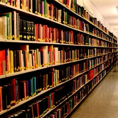 Photo taken at Redwood City Main Library by Timur I. on 8/1/2014