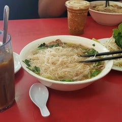 Photo taken at Pho VN One by James D. on 10/22/2015