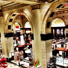 Photo taken at Macy's by Justin J. on 1/30/2013