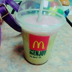 Photo taken at McDonald's by Norazira R. on 7/25/2015